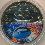 Фиджи, 1 доллар (2009 г.)