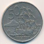 Новая Зеландия, 50 центов (1972 г.)