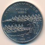 Бенин, 200 франков КФА (1999 г.)