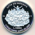 Ватикан, 10000 лир (1996 г.)