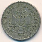 Гаити, 20 сентим (1907 г.)