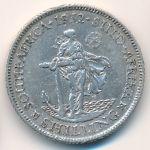 ЮАР, 1 шиллинг (1932 г.)