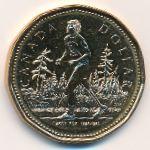 Канада, 1 доллар (2005 г.)