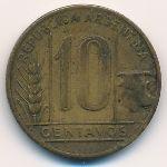 Аргентина, 10 сентаво (1947 г.)
