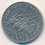 Конго, 100 франков (1983 г.)