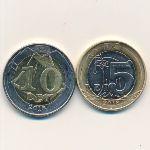Молдавия, Набор монет (2018 г.)