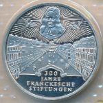 ФРГ, 10 марок (1998 г.)