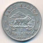 Восточная Африка, 1 шиллинг (1921–1922 г.)