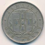 Ямайка, 1 пенни (1926 г.)