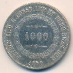 Бразилия, 1000 рейс (1850 г.)