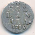 Голландия, 2 стивера (1789 г.)