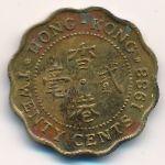 Гонконг, 20 центов (1988–1991 г.)