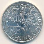 Франция, 10 евро (2012 г.)