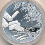 Литва, 10 евро (2019 г.)