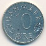 Дания, 10 эре (1974 г.)