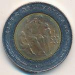 Ватикан, 500 лир (1982 г.)