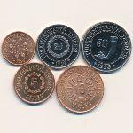 Туркменистан, Набор монет (1993 г.)