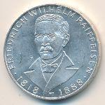 ФРГ, 5 марок (1968 г.)