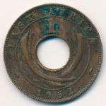 Восточная Африка, 1 цент (1952 г.)
