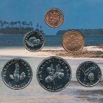 Тонга, Набор монет  (2002 г.)