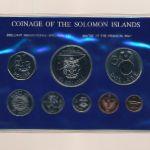 Соломоновы острова, Набор монет (1983 г.)