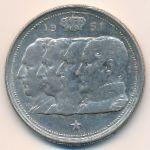 Бельгия, 100 франков (1951 г.)
