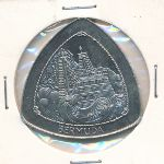 Бермудские острова, 1 доллар (1997 г.)