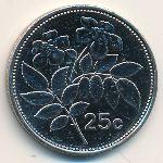 Мальта, 25 центов (2006 г.)