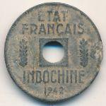 Французский Индокитай, 1/4 цента (1942 г.)