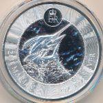 Каймановы острова, 1 доллар (2018 г.)