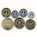 Республика Калмыкия, Набор монет (2013 г.)