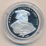 Того, 1000 франков (1999 г.)