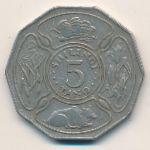Танзания, 5 шиллингов (1980 г.)