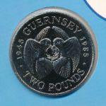 Гернси, 2 фунта (1985 г.)