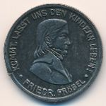 Бад-Бланкенбург., 50 пфеннигов (1921 г.)