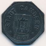 Бад-Камберг., 10 пфеннигов (1917 г.)