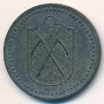Бад-Хомбург., 10 пфеннигов (1918 г.)