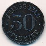 Гейдельберг., 50 пфеннигов