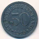 Кульмбах., 50 пфеннигов (1919 г.)
