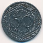 Ляйхлинген., 50 пфеннигов (1920 г.)