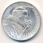 Ватикан, 500 лир (1991 г.)
