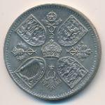 Великобритания, 1 крона (1960 г.)