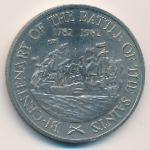 Остров Сент-Люсия, 10 долларов (1982 г.)