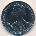 Гернси, 25 пенсов (1980 г.)