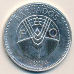Барбадос, 50 долларов (1984 г.)