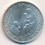 Ватикан, 1000 лир (1987 г.)