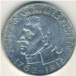 West Germany, 5 mark, 1964