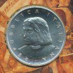 Италия, 500 лир (1992 г.)
