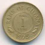 Гайана, 1 цент (1967–1989 г.)
