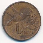 Тринидад и Тобаго, 1 цент (1976 г.)